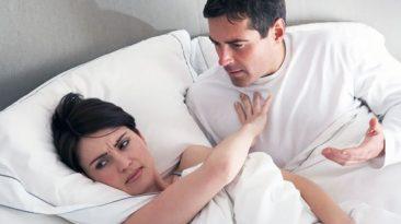 ağrılı cinsel ilişki - disparoni